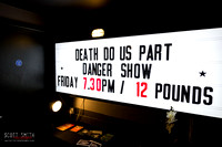 Death Do Us Part Danger Show - 2017 - Leeds