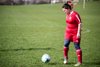 Ossett Town AFC Ladies reserves v Amaranth FC Ladies reserves-37852