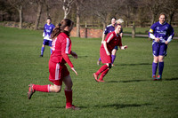 Ossett Town AFC Ladies reserves v Amaranth FC Ladies reserves-37862