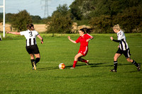 Castleford White Rose v Ossett Town Ladies-35561