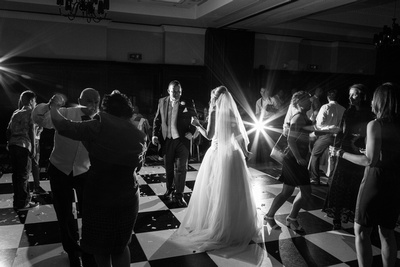 Chris & Donna's Wedding, Wetherby.